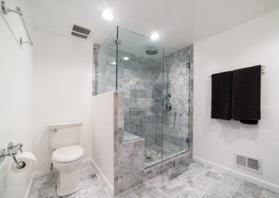 Bathroom renovation by Renovation and Leisure Concepts