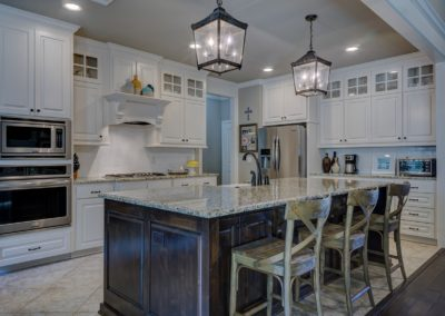 Kitchen renovation by Renovation and Leisure Concepts
